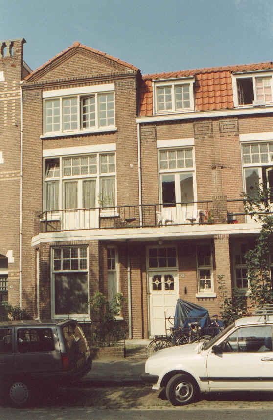 Pater Brugmanstraat Nijmegen