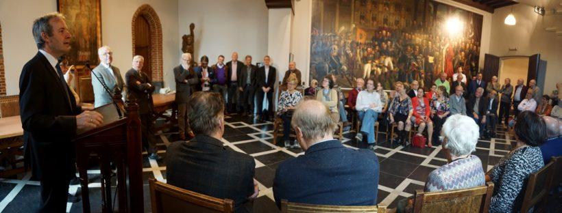 Bijeenkomst 8 april 2017 - Stadhuis in Sint-Niklaas