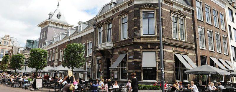 Klokhuisplein Haarlem