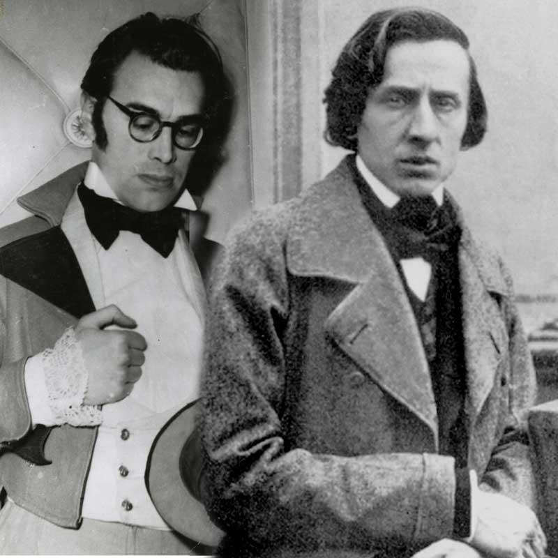 Bomans en Chopin