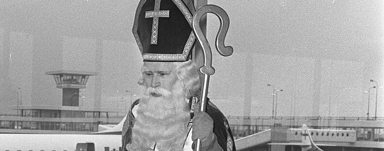 Bomans in Canada Sinterklaas